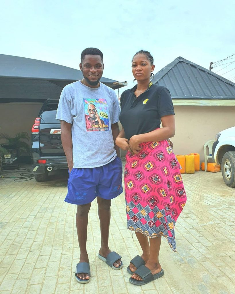mark angel and his village girl