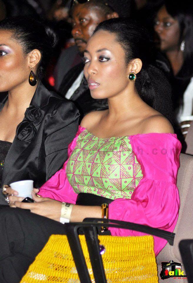 Jerry Rawlings daughter, Yaa Asantewaa Rawlings