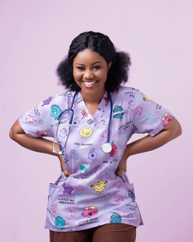 Ghana in female single nurses Lovely Ghanaian