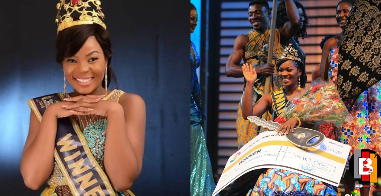 Check Out All the past Queens of Ghana's Most Beautiful (GMB). Who wins  this year?