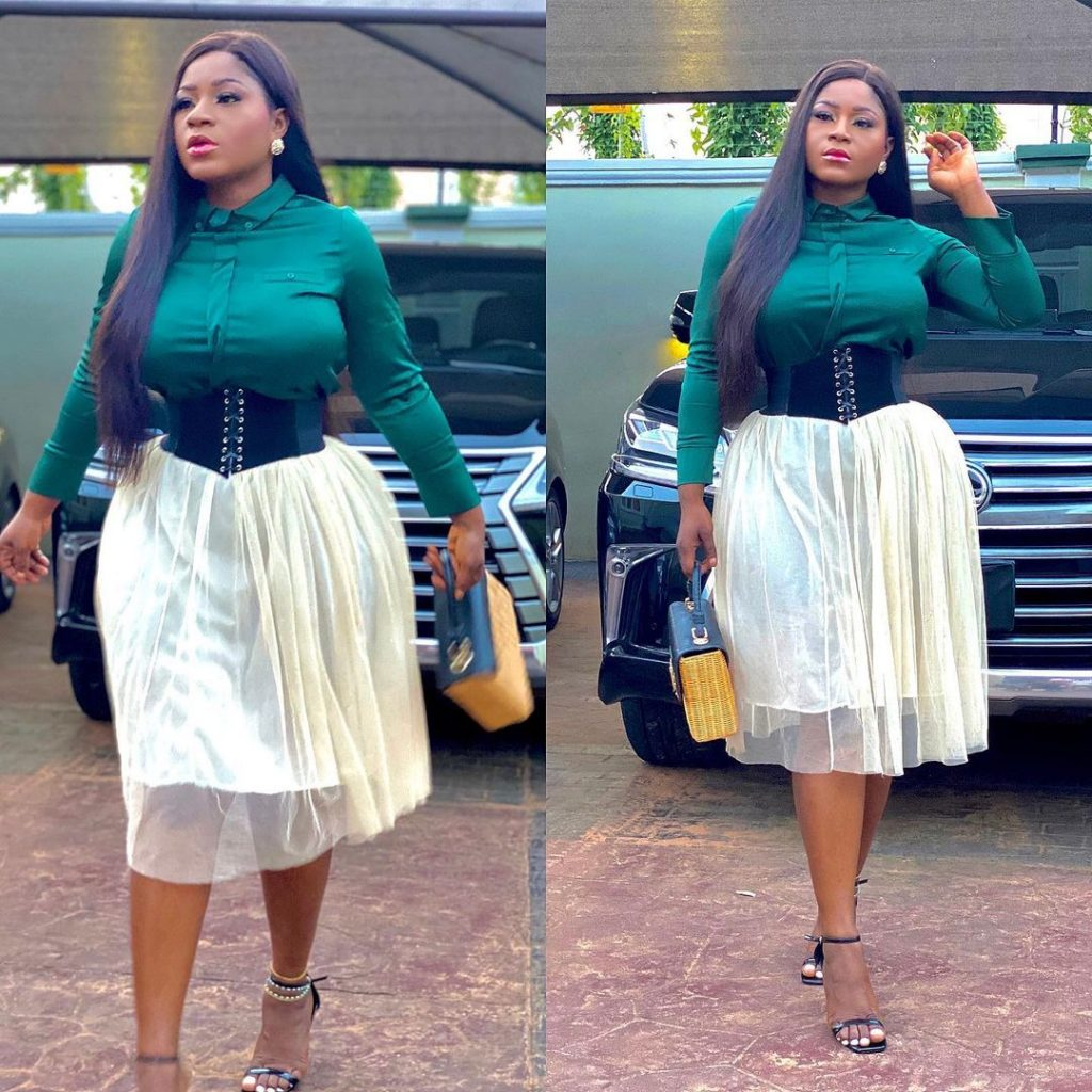 I don't sleep with men for money - Nigerian Actress, Destiny Etiko opens up on rumors