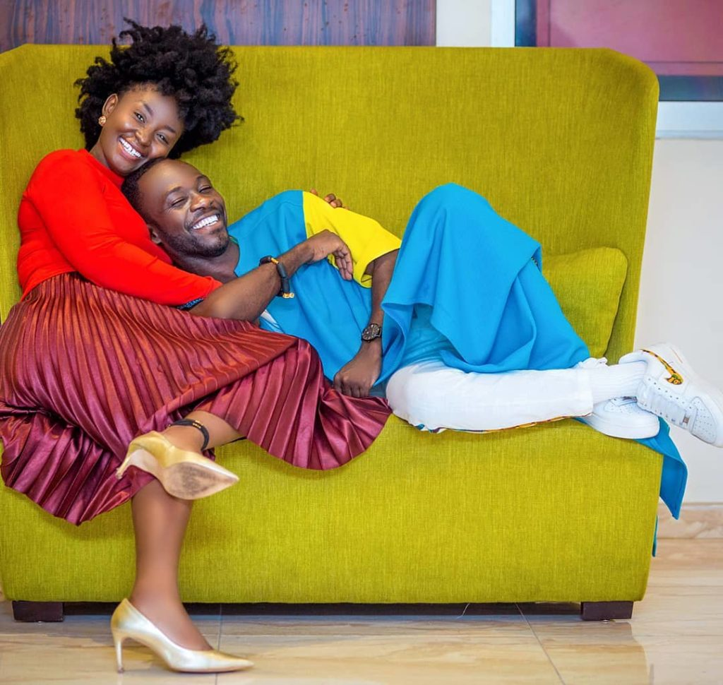 10 times Okyeame Kwame and wife chops love on the media - Photos