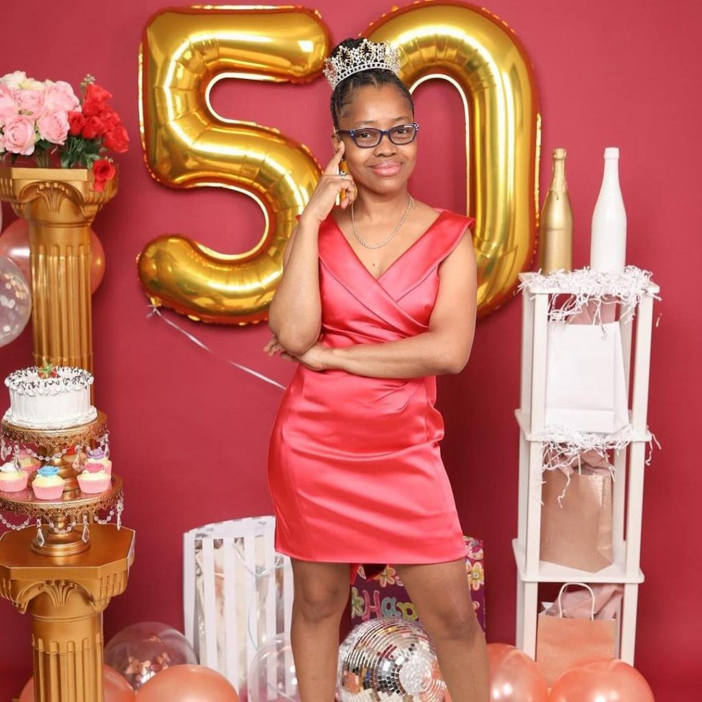 More photos of the 50-year-old woman who looks like a 15-year-old girl