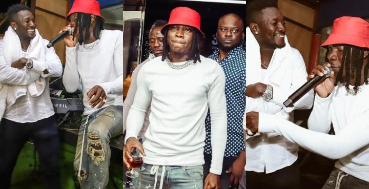 Asamoah Gyan's 35th Birthday Party