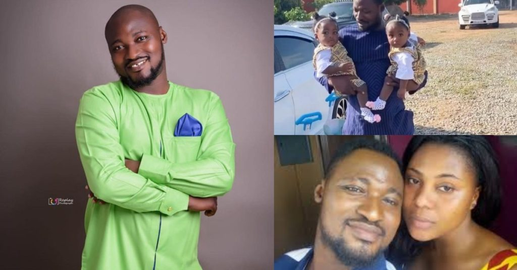 Actor Papa Kumasi who linked Vanessa to Funny Face finally speaks - Video