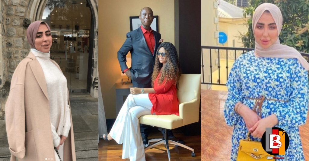 Regina Daniels finally speaks on her husband, Ned  marrying a 7th wife reports