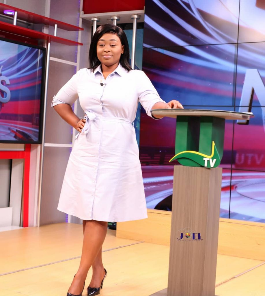 2 years after marriage: check out current photos of UTV's Ama Sarpong Kumankuma