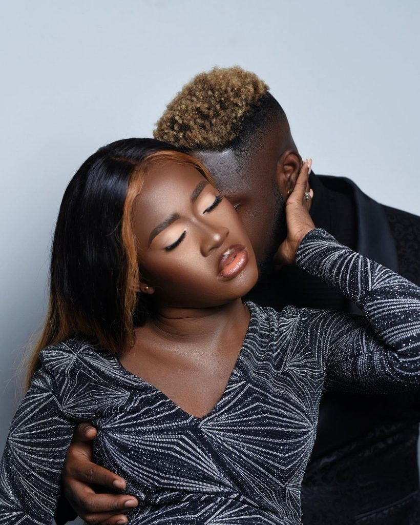 Rich Wife, Fella Makafui displays her expensive closet in a new video
