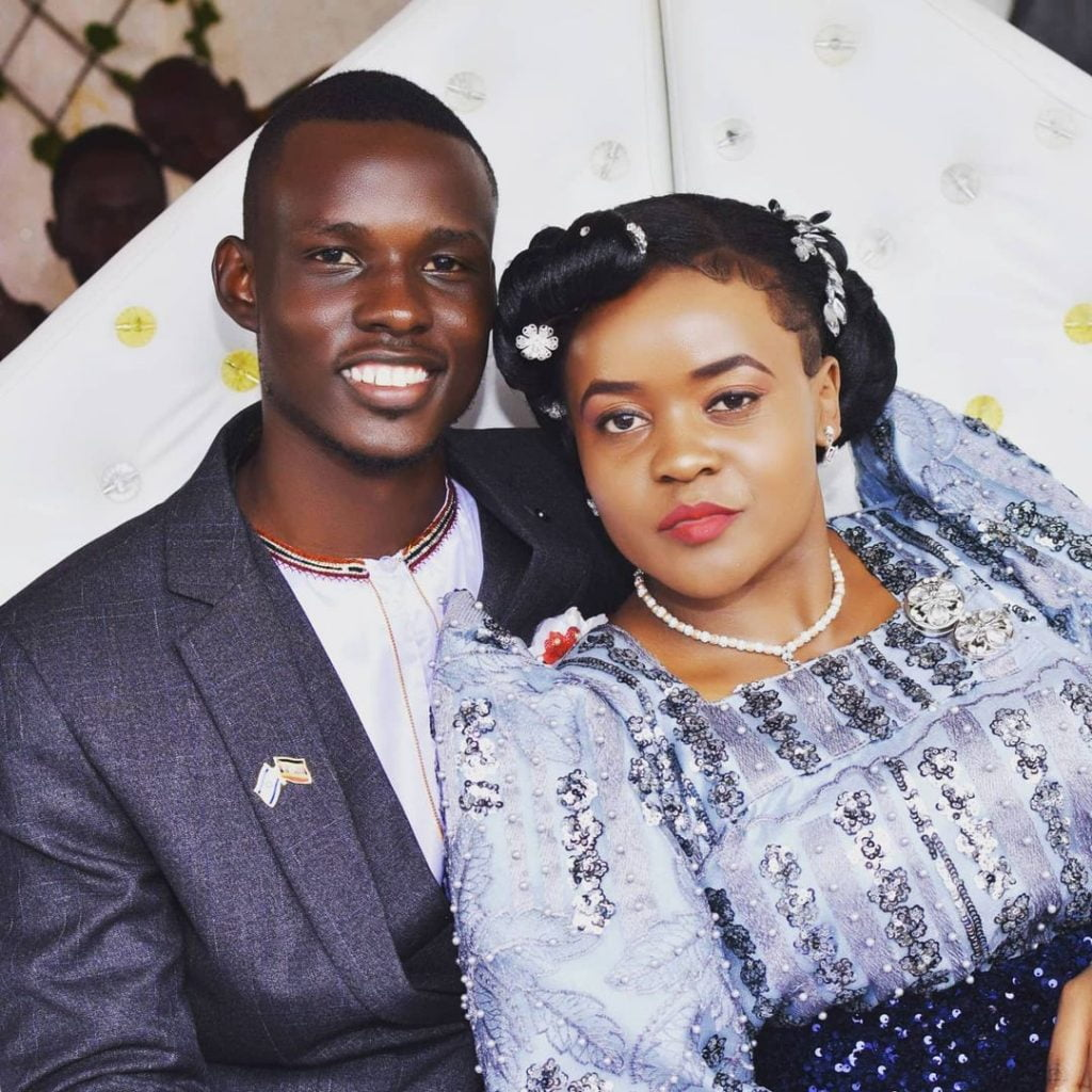 So Sad! Young Man dies few hours after His wedding - Photos
