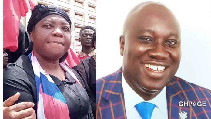 Mfantseman M.P's wife wins
