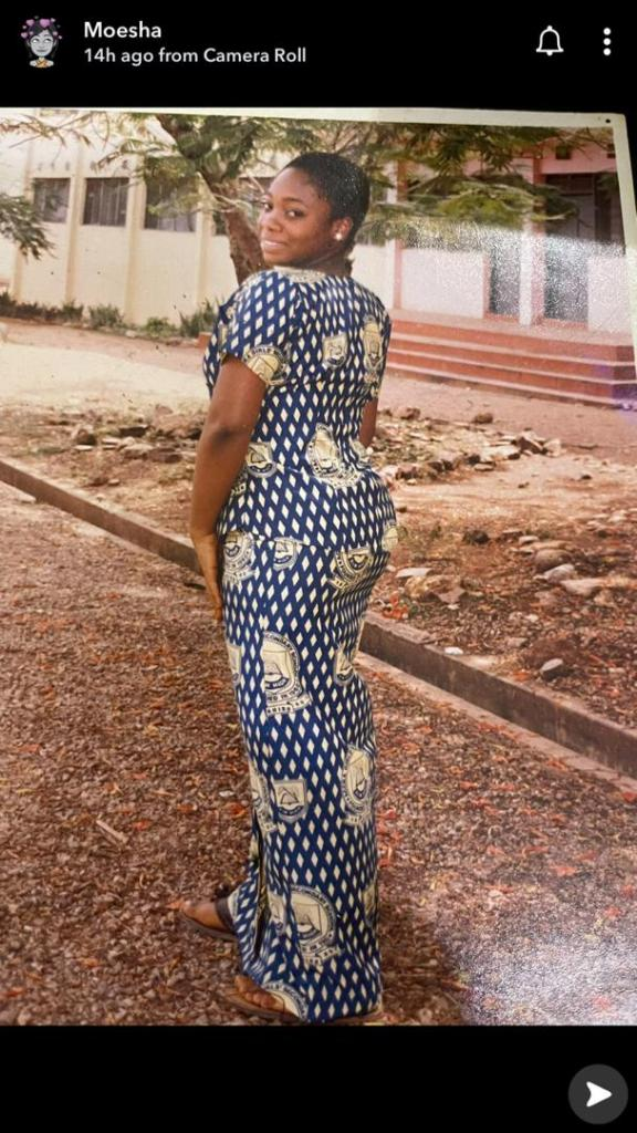Moesha releases 5 throwback photos to prove her natural beauty