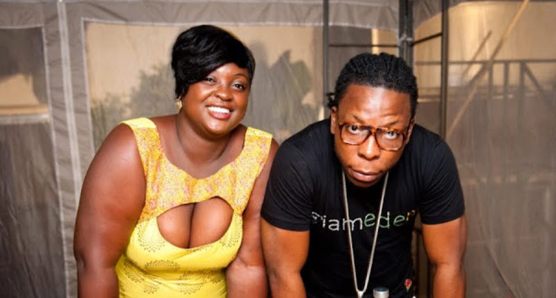 Rapper Edem And Wife Welcome a Beautiful Baby Girl - Photo