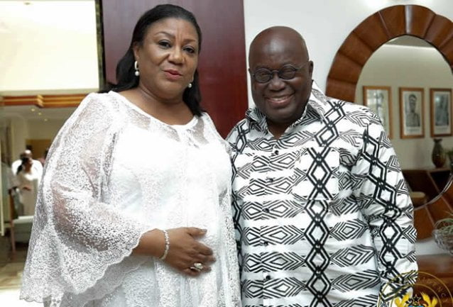 Beautiful video of Prez. Nana Addo and wife, Rebecca on the dance floor surfaces