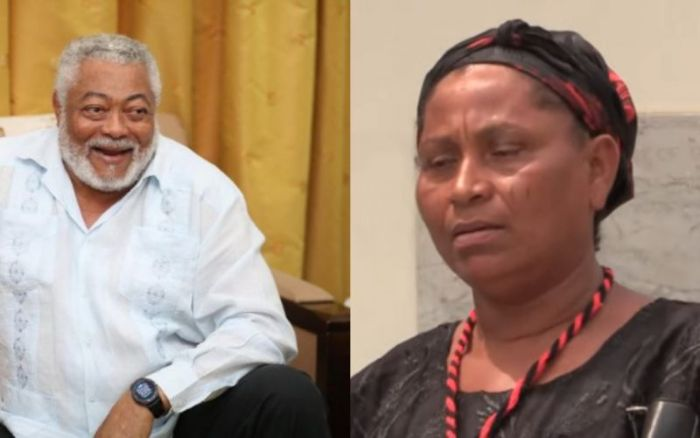 close family confirms the 'mystery' daughter of Rawlings is true