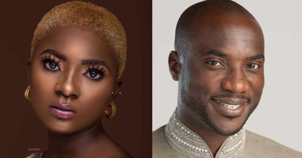 Ahuofe Patri and Kwabena Kwabena are chopping themselves - Afia Schwarzenegger reveals in a latest video