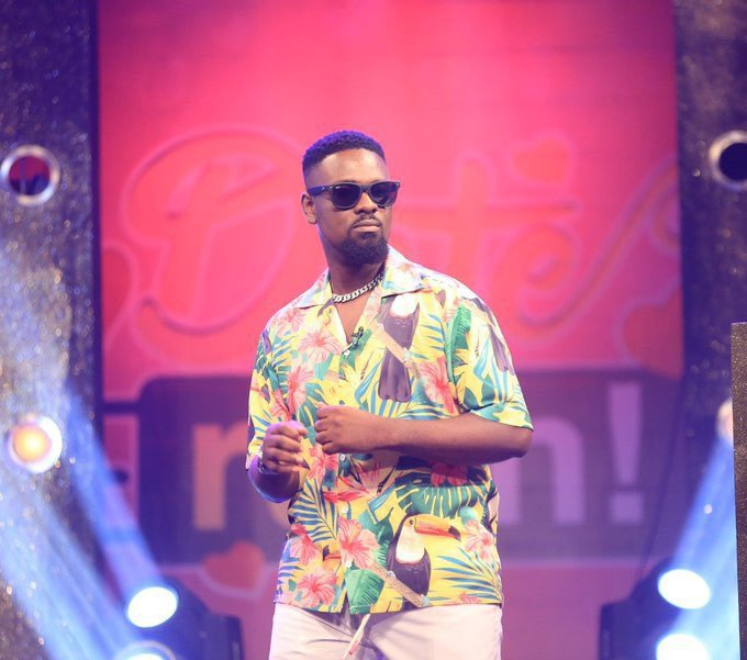 Sarkodie's look-alike shows up on Date Rush - Photos