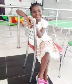 6-year-old girl writes a touching letter to her Father on her birthday - Photos