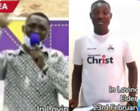 So Sad! Pentecost Elder dies few hours after 31st watch night - Photos and Video