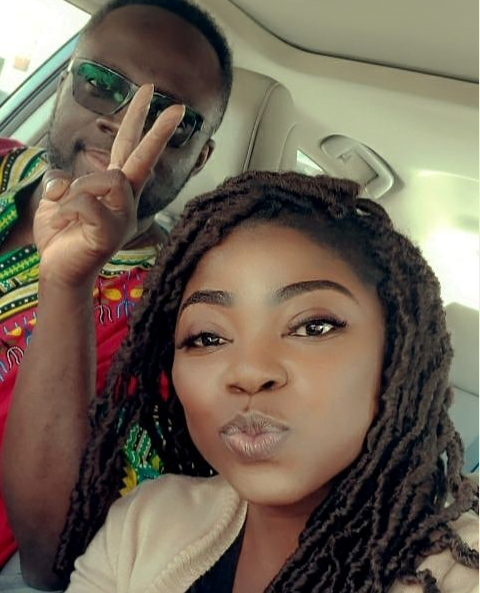 Vim Lady for the first time shows off her handsome husband in new photos