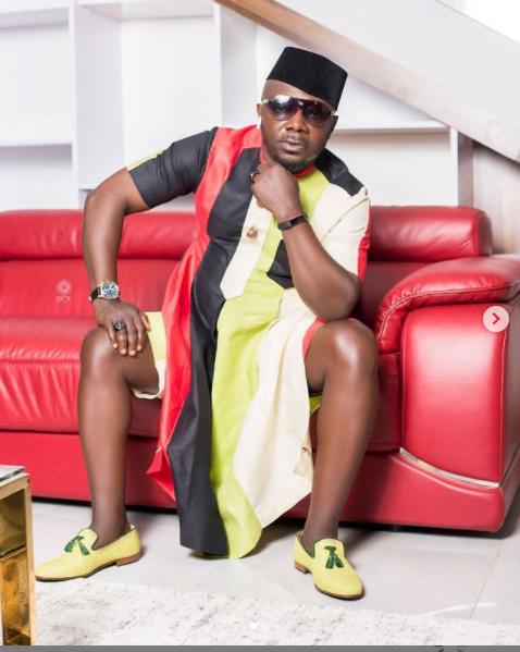 Osebo finally meet his dream woman, Jackie Appiah - Here is what happened