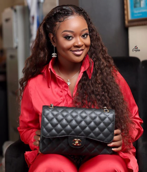 Osebo finally meets his dream woman, Jackie Appiah - Here is what happened
