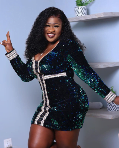 Sista Afia flaunts her beautiful and young looking mother in a new video