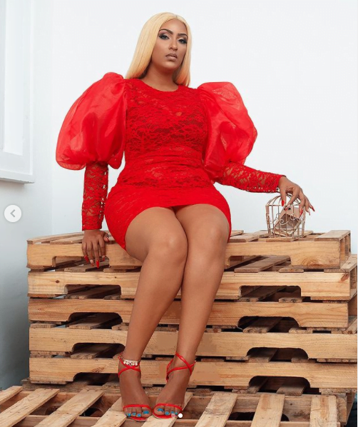 Juliet Ibrahim flood the internet with beautiful and saucy photos of herself