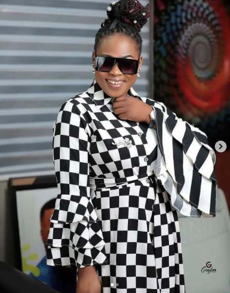 'I love you' - Former Publicist of Joyce Blessing tells Dave Joy on his birthday