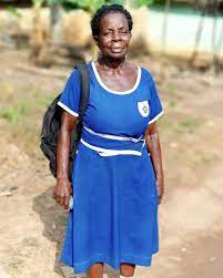 57-year-old Elizabeth Yamoah makes history as she completes B.E.C.E | Bra  Perucci Africa